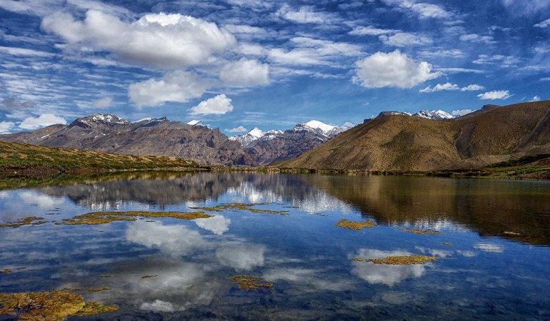An Unexpected Hike in Spiti Valley