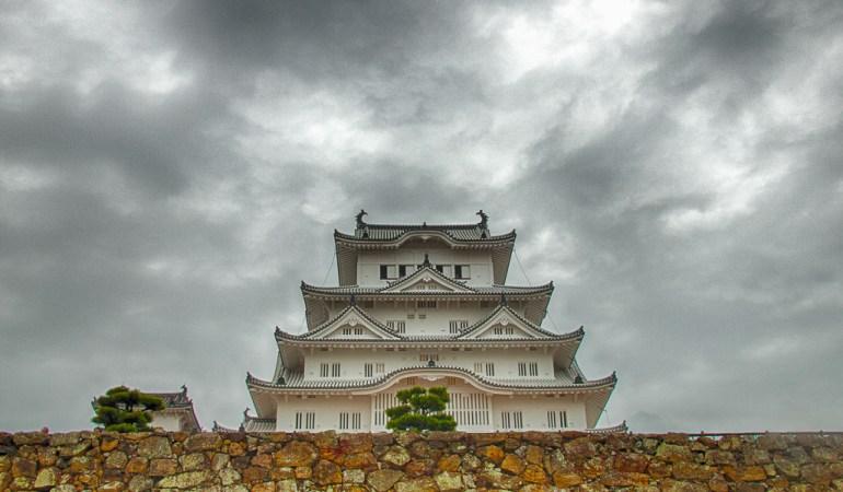 The White Heron Castle