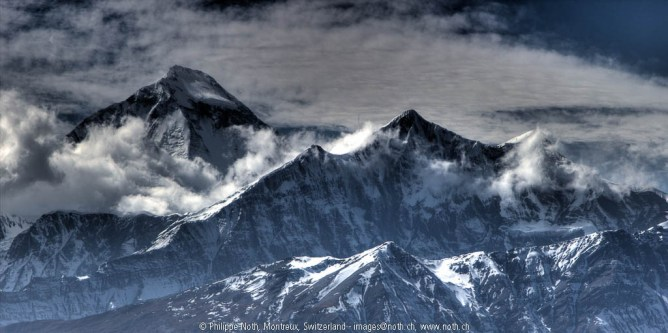 Dhaulagiri, 8167m (26795ft)