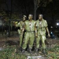 Vietnam War Statues