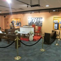 Inside Martin Luther King Center