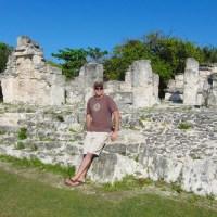 Rich at El Rey Ruins