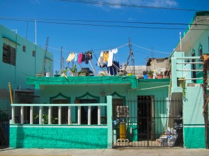 Playa Turquoise Home