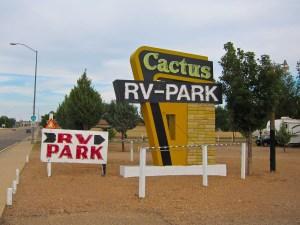 Cactus RV Park