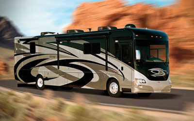 Winnebago Journey Class A RV