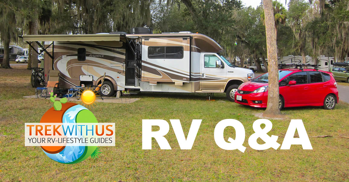 How to Find Long-Term RV Parks & Full-Time RVing in the North