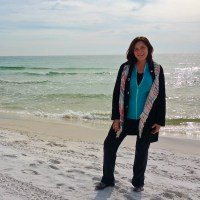 Kathy on the Emerald Coast