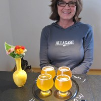 Kathy at Maine Beer Co