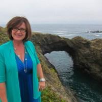 Kathy in Mendocino