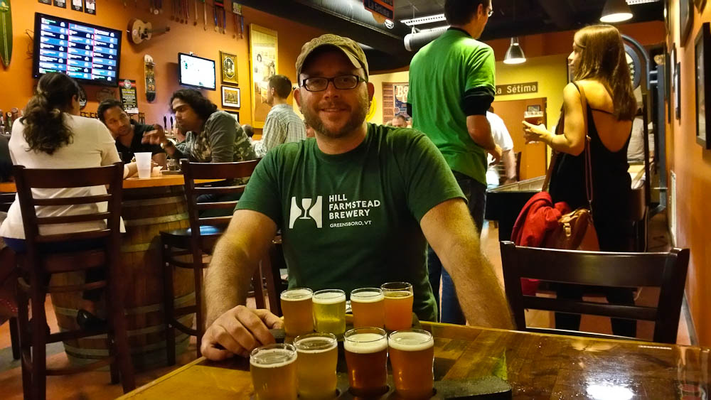 Rich at Cigar City Brewing