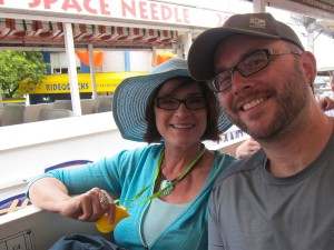 The Seattle Duck Boat Tour