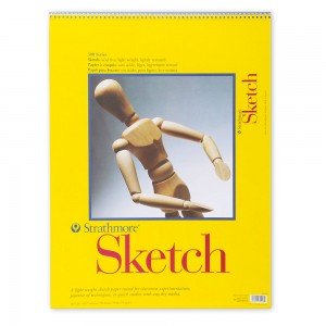 Strathmore Sketch Book