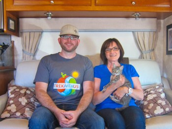 The story of Lexi the travel kitty