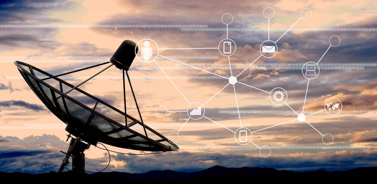 satellite internet access