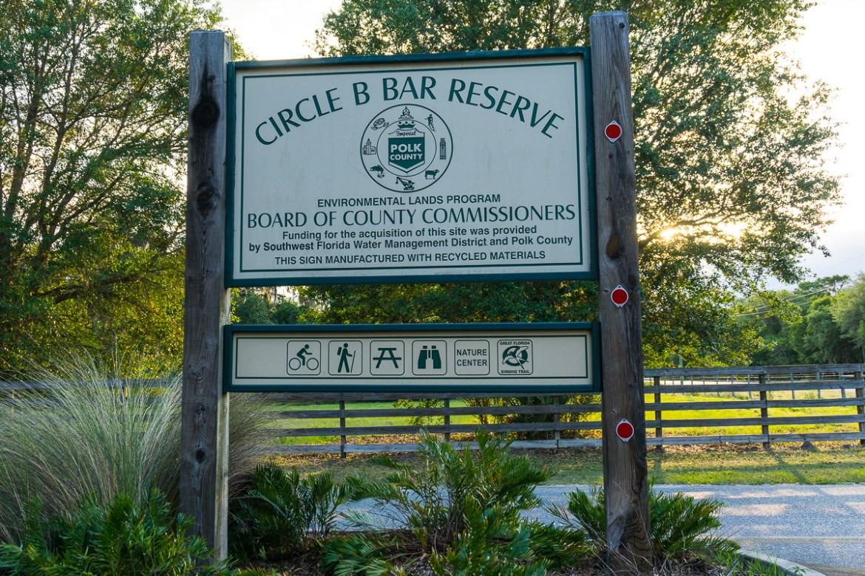 Circle B Bar Reserve