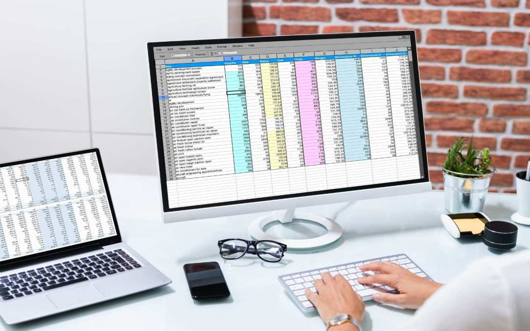 Enrich your CRM Data with Excel