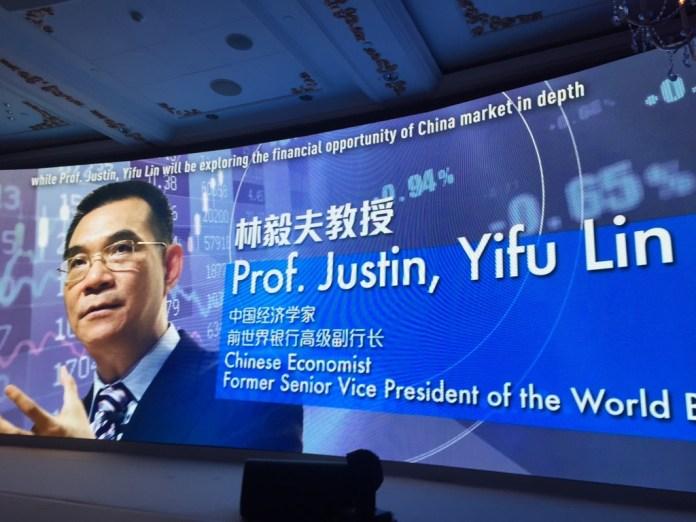 Prof Justin Lin