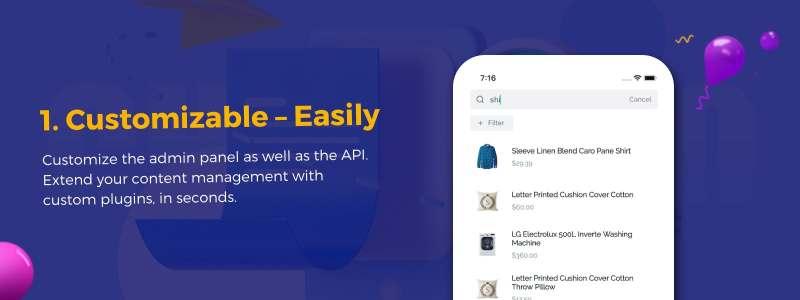 Fluxstore Strapi - Fastest Flutter App + Headless CMS Strapi - 3