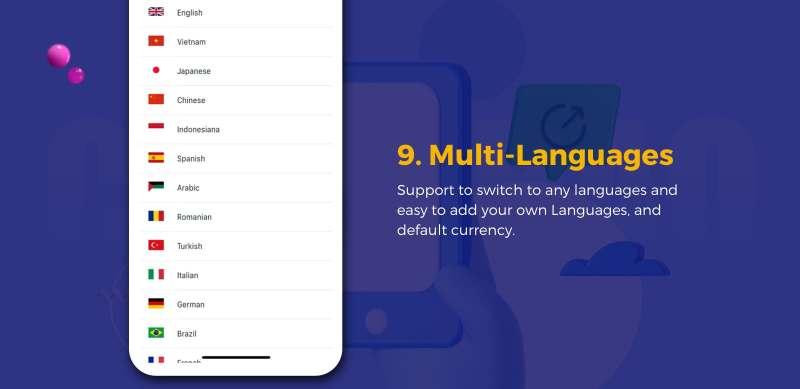 Fluxstore Strapi - Fastest Flutter App + Headless CMS Strapi - 11