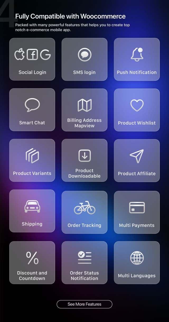 Fluxstore WooCommerce - Flutter E-commerce Full App - 8