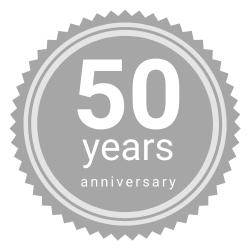 50-jähriges Jubiläum