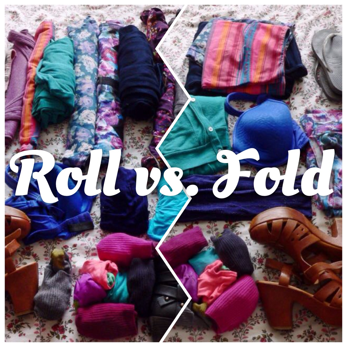 Best way to fold clothes for a trip - Fold What S The Best Way To Pack To Save Space