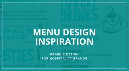Menu Design: inspiration and creative ideas Tremento