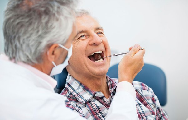 Elderly Dental Care At South Boston Dental Care Office