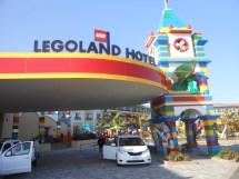 Legoland California Hotel Trench Coat Travels