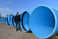 Diamond Plastics Manufactures Worlds Largest Solid-Wall ...