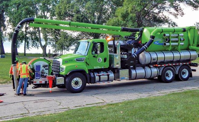 Jet Vac Combo Systems Keep Madison Wisconsin S Pipes Clean