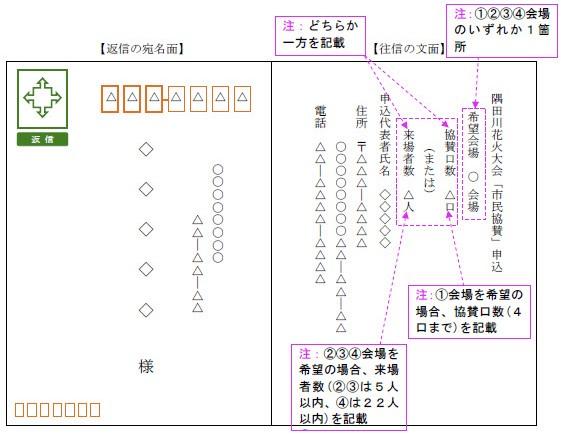 隅田川花火申込ハガキ02