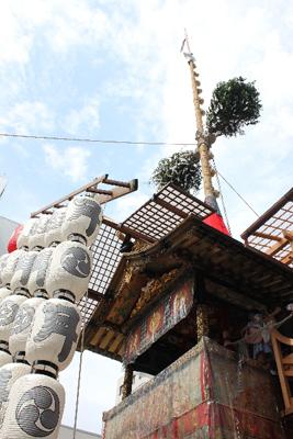 祇園祭山鉾巡行の日程は?