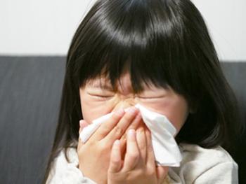 子供の花粉症