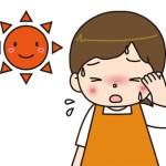 熱中症と夏カゼ