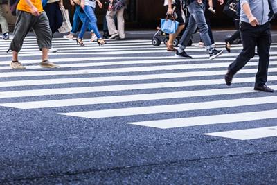 横断歩道なぜしましまなの?