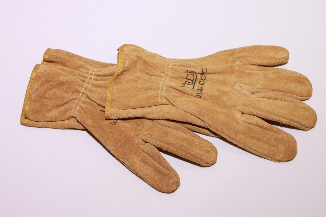 ワークマン,革手袋