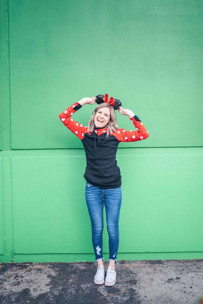 5 Disneyland Winter Outfit Ideas