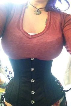 Corset Waist Trainer Before & After Photo Results | Orchard Corset