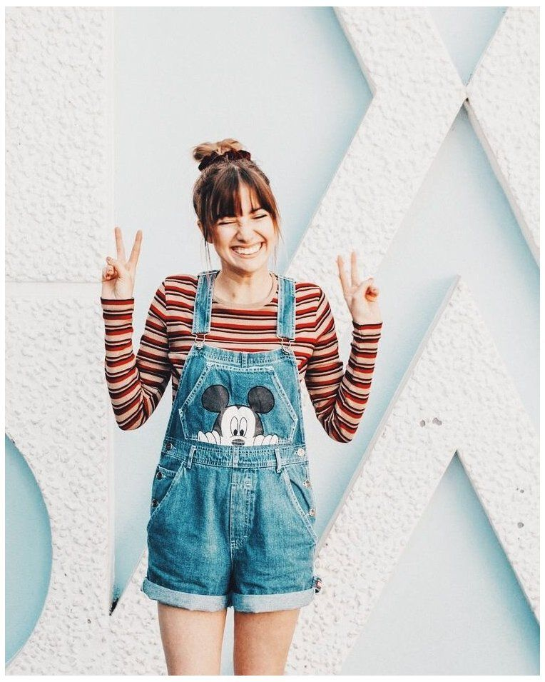 cute shorts overall outfits