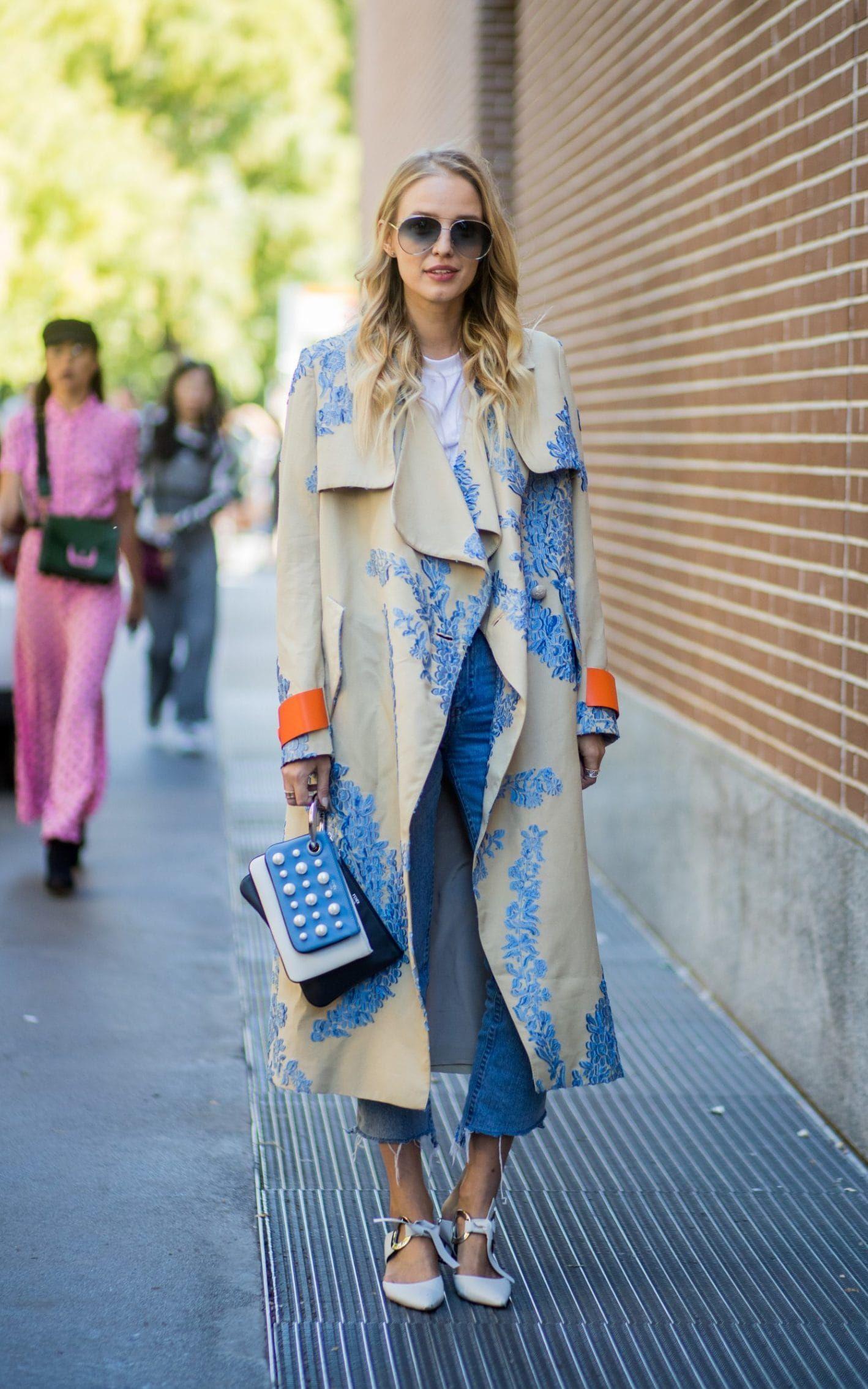 MFW SS18: Os Melhores Looks de Street Style - Gabi May