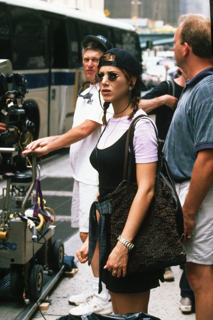Jennifer Aniston's Best Accessory From the '90s Is Being Re-Created Left and Right