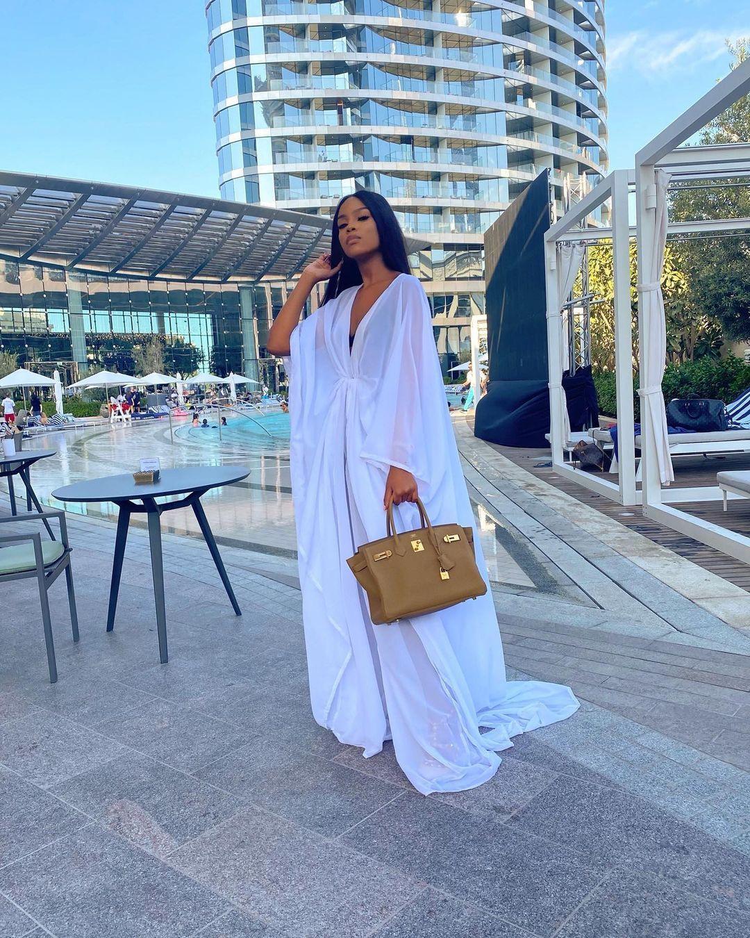 "Julitha Kabete on Instagram: ""To self-love 2021 🤍"""