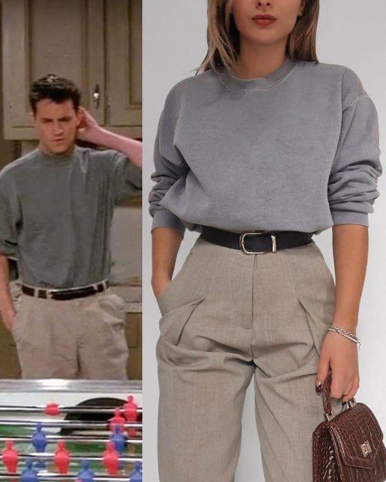 15 Ideas para recrear los outfits de 'Friends'