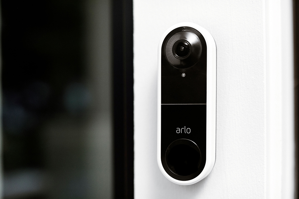 Arlo 首個 Video Doorbell 結合高清實時影像及雙向語音 - TREND.HK 潮科技