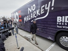 See 3 Reason Why Biden's New Bus So Expensive (Ground Force One)