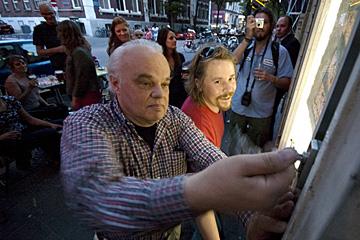 Meestervervalser Geert Jan Jansen @ De Aanschouw