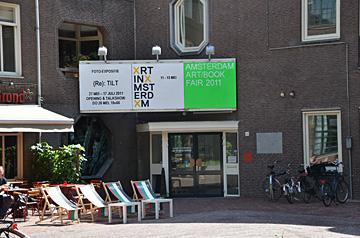 Rondje Art in Amsterdam