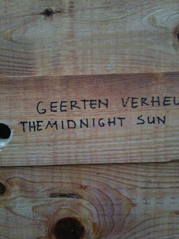Ozean @ Atelierhof Kreuzberg
