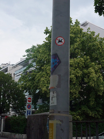 Forgotten Bar Project in Basel